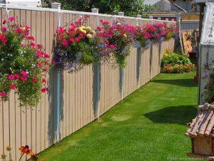 Welke stijl tuinafscheiding kiezen?