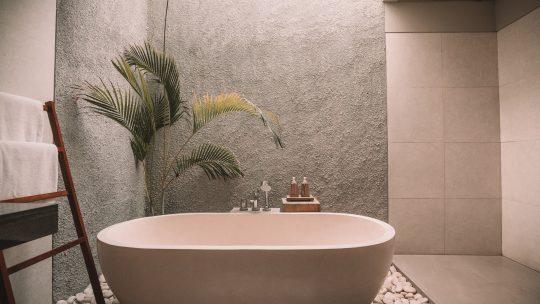 badkamertegel idee